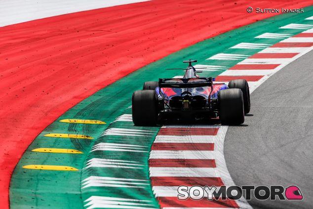 Daniil Kvyat en Austria - SoyMotor