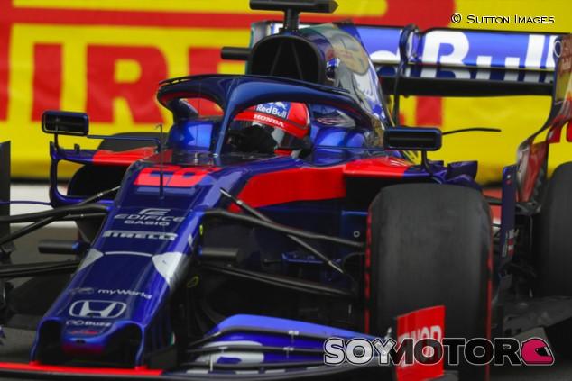 "Honda: ""Tras estar con McLaren, Toro Rosso nos devolvió la pasión"" - SoyMotor.com"