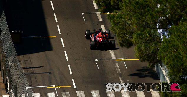 Daniil Kvyat en Mónaco - LaF1