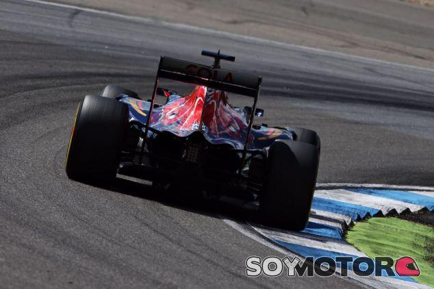 Toro Rosso no encontró la velocidad en Hockenheim - LaF1