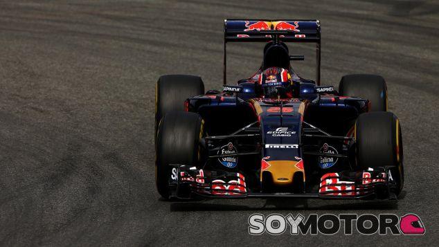 Kvyat está pasando por su peor momento desde que llegó a la Fórmula 1 - LaF1