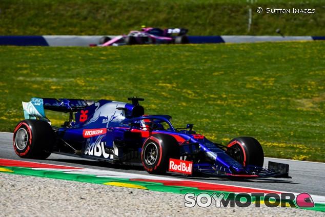 Toro Rosso en el GP de Austria F1 2019: Sábado - SoyMotor.com