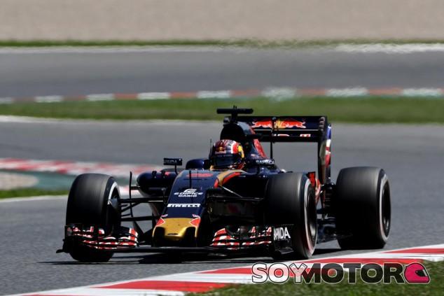 Daniil Kvyat en su primer Gran Premio de su regreso con Toro Rosso - SoyMotor