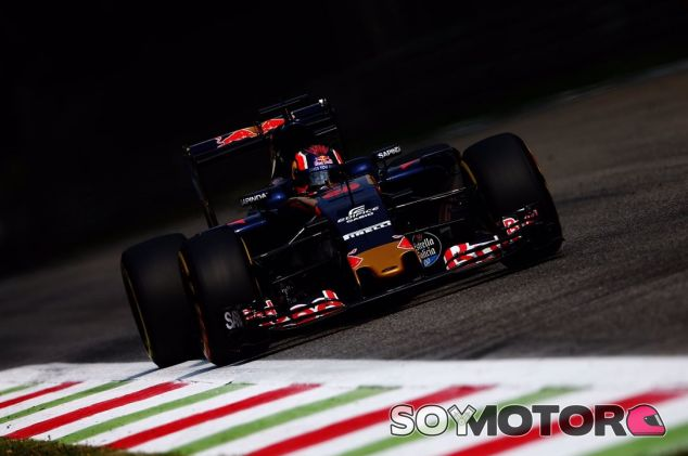 Kvyat está sufriendo para rendir en su retorno en Toro Rosso - LaF1