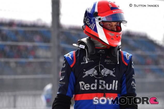 La FIA, abierta a revisar la norma del diseño de cascos para 2020 - SoyMotor.com