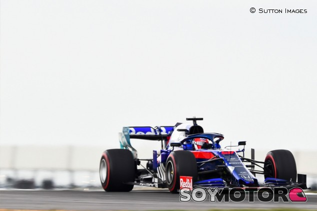 Toro Rosso en el GP de Gran Bretaña F1 2019: Domingo - SoyMotor.com
