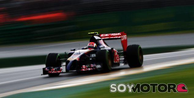 Toro Rosso en el GP de Australia F1 2014: Sábado