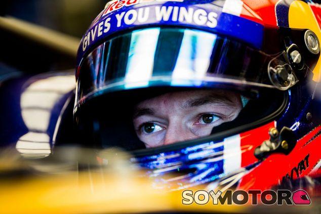 Daniil Kvyat en Estados Unidos - LaF1