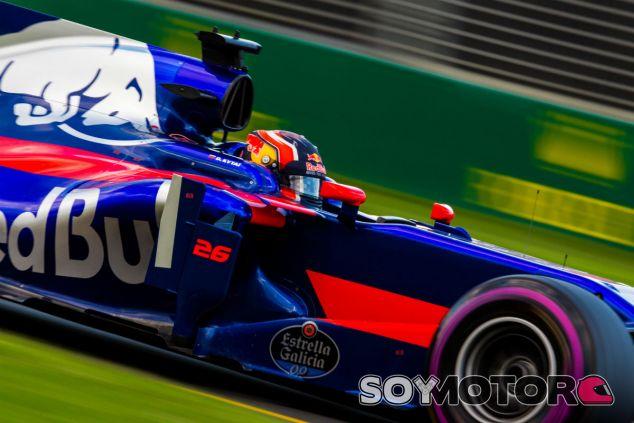 Kvyat tendrá un libro sobre su camino a la Fórmula 1 - SoyMotor