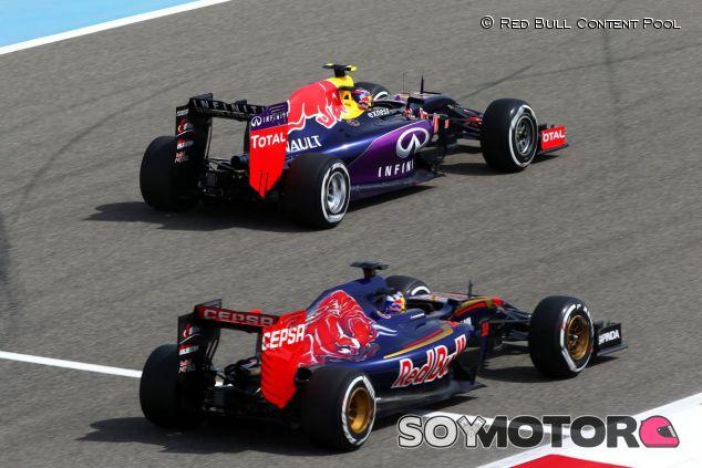 Red Bull y Toro Rosso están vinculados a Renault al menos hasta finales de 2016 - LaF1