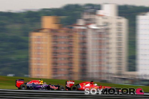 Ferrari no quiso arriesgarse a verse superado por Red Bull con su motor - LaF1