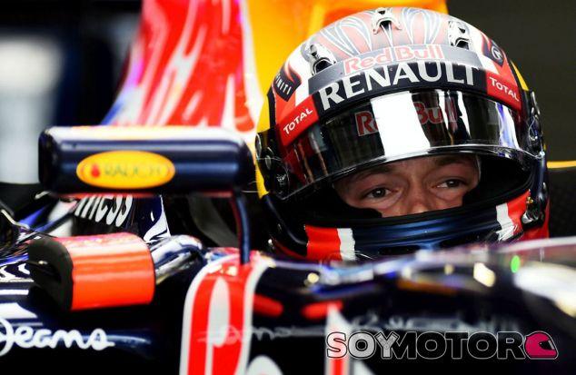 Kvyat hace balance de su primera temporada en Red Bull - LaF1