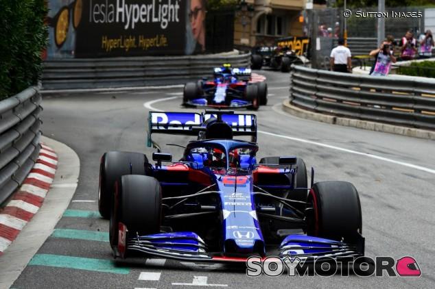 Toro Rosso en el GP de Mónaco F1 2019: Domingo – SoyMotor.com