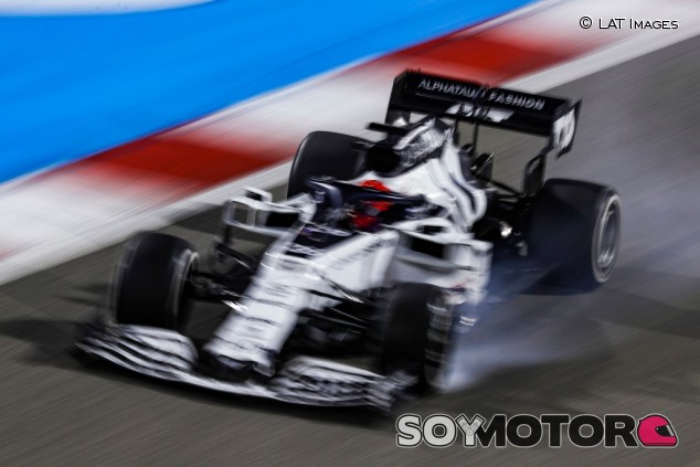 "Tost consoló a Kvyat tras el accidente de Grosjean: ""No fue se culpa"" - SoyMotor.com"
