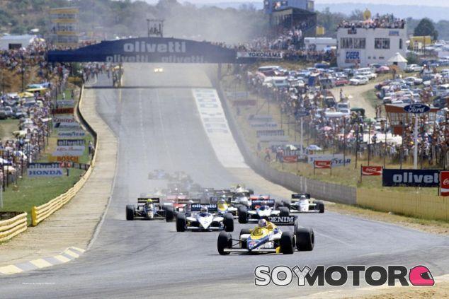 Sudáfrica quiere recuperar su Gran Premio en un futuro cercano - LaF1
