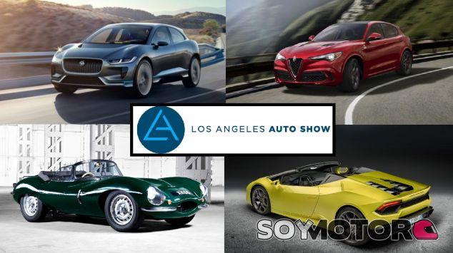 Las mejores novedades del Salón del Automóvil de Los Ángeles 2016