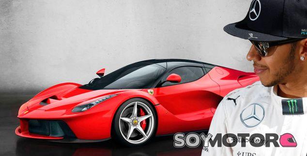 """Wolff: """"Hamilton ha tenido contacto con Ferrari. Se ha comprado un LaFerrari"""""""