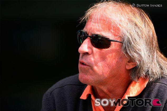 Jacques Laffite en Spa-Francorchamps en 2009 - SoyMotor.com
