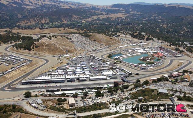 Laguna Seca puede ser una de las opciones que Ecclestone baraje para el futuro - LaF1
