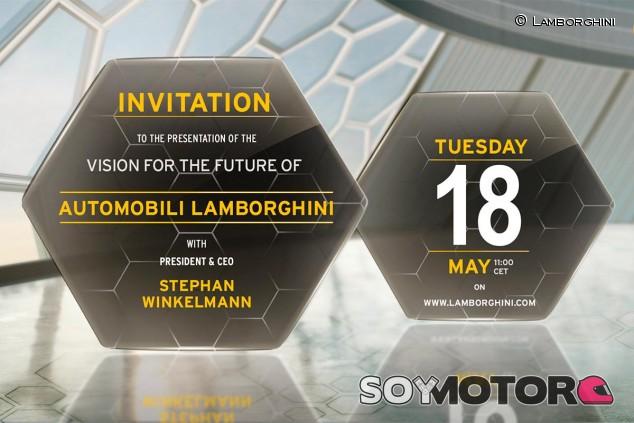 Lamborghini dará a conocer sus planes de futuro este martes - SoyMotor.com