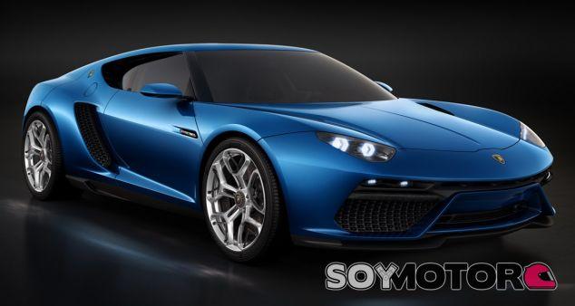 Las fotos corresponden al Lamborghini Asterion - SoyMotor