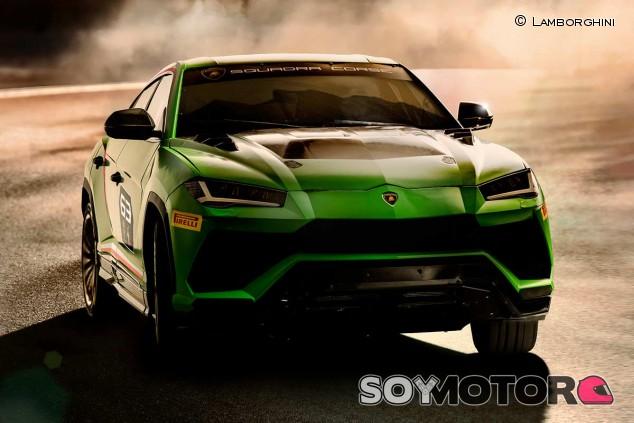 Lamborghini Urus ST-X - SoyMotor.com