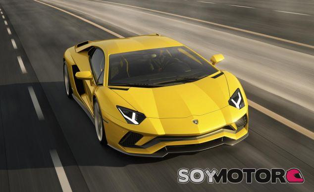 Lamborghini 9 Novedades - SoyMotor.com