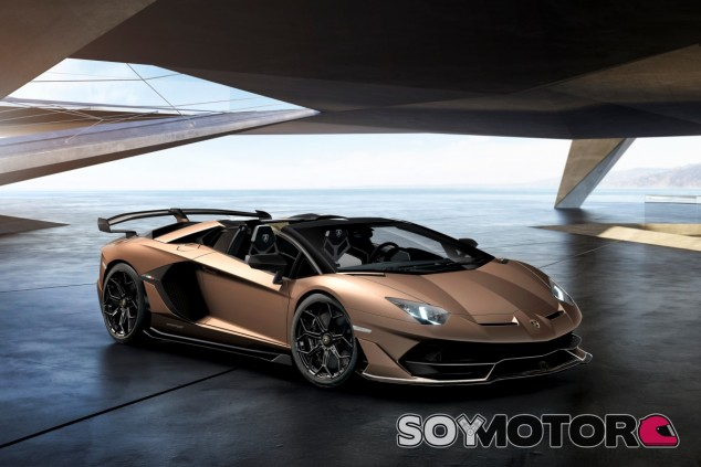 Lamborghini Aventador SVJ Roadster: presentación oficial en Ginebra - SoyMotor.com