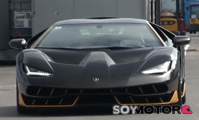El Lamborghini Centenario te impresionará