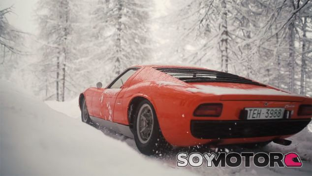 El Lamborghini Miura que desafió a los elementos - SoyMotor.com