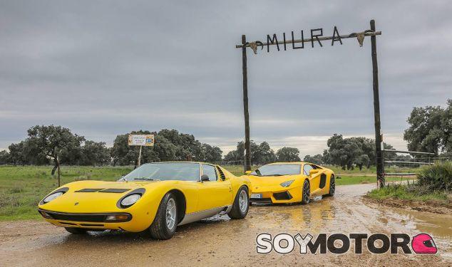 El Lamborghini Miura celebra su 50 cumpleaños en casa - SoyMotor.com