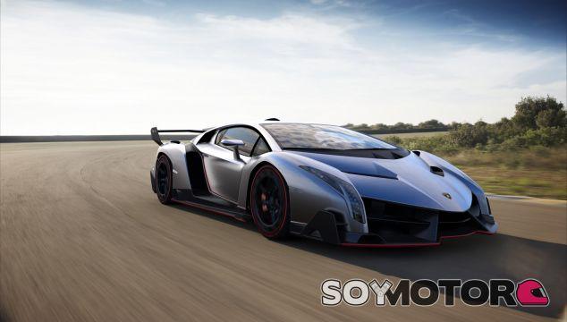 Lamborghini Veneno - SoyMotor.com