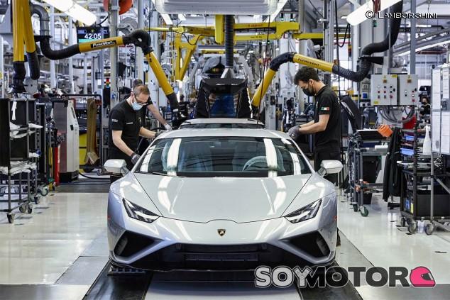 Volkswagen estudia cuál debe ser el futuro de Lamborghini - SoyMotor.com