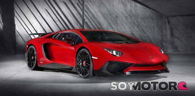 El Lamborghini Aventador Superveloce luce esplendoroso - SoyMotor