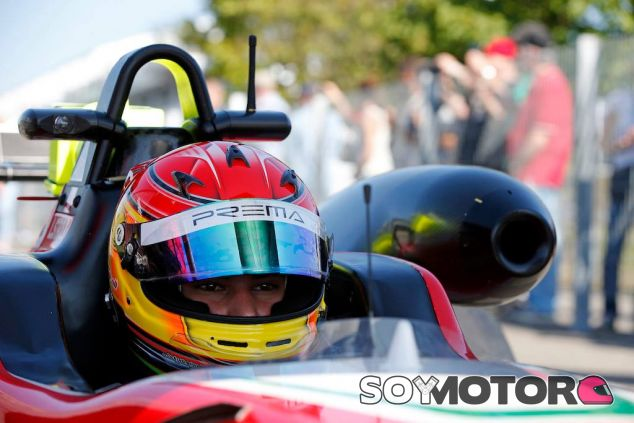 Lance Stroll en la Fórmula 3 - laF1