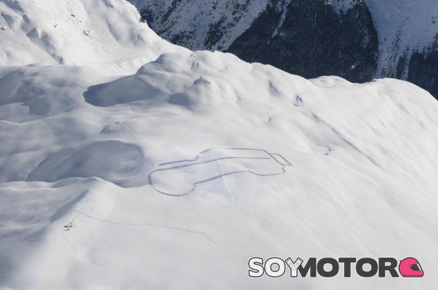 Land Rover anuncia su 70 aniversario a 2.700 metros de altura