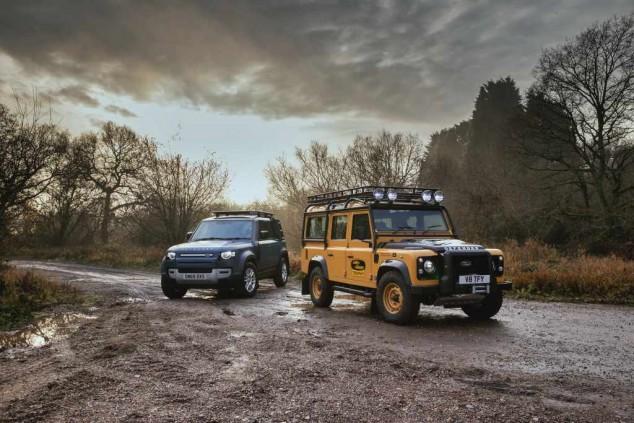 Land Rover Classic prepara 25 unidades extremas del Works V8 Trofeo - SoyMotor.com
