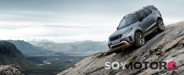 Land Rover Discovery SVX - SoyMotor.com