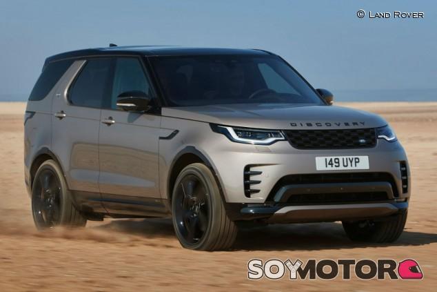 Land Rover Discovery 2021: retoques y electrificación - SoyMotor.com