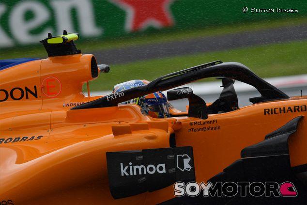 Lando Norris en Monza - SoyMotor.com