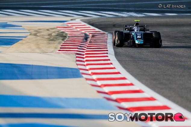 Latifi tira de veteranía para ganar en Baréin; Schumacher 8º y Pole para mañana - SoyMotor.com