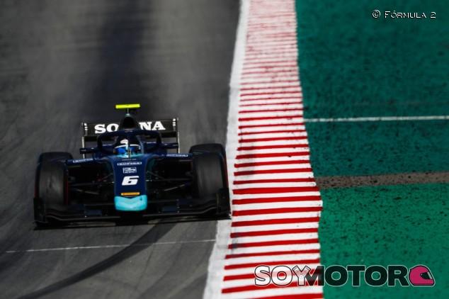Latifi 'roba' la victoria a Zhou y abre hueco en el campeonato - SoyMotor.com