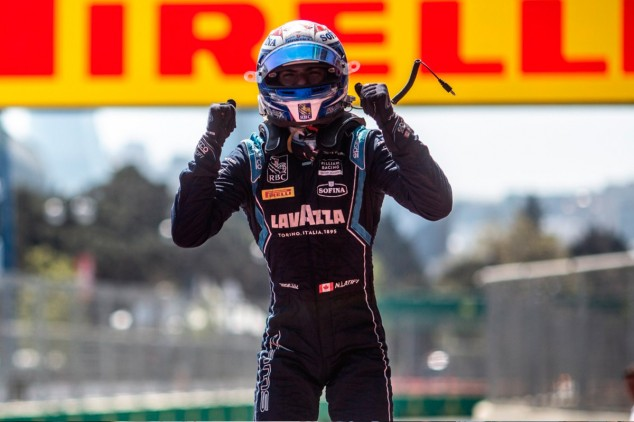 Fórmula 2: Latifi llega a Barcelona como sólido líder - SoyMotor.com
