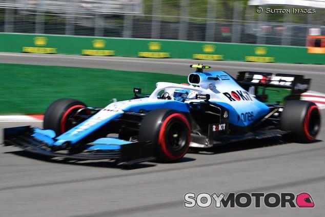 Williams en el GP de Canadá F1 2019: Viernes - SoyMotor.com