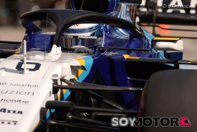 Williams, en desventaja: los únicos que no probarán los neumáticos de 2022 - SoyMotor.com