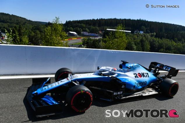 Williams en el GP de México F1 2019: Previo - SoyMotor.com