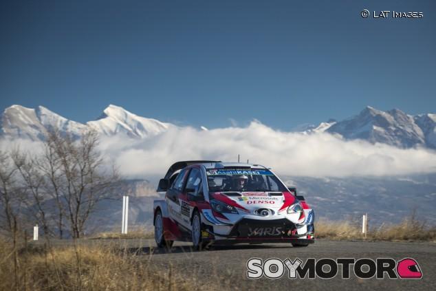Latvala superará a Sainz en el Rally de Suecia - SoyMotor.com