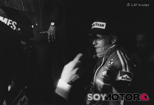 """Audetto recuerda a Lauda tras Nürburgring: """"Era como un fantasma"""" - SoyMotor.com"""