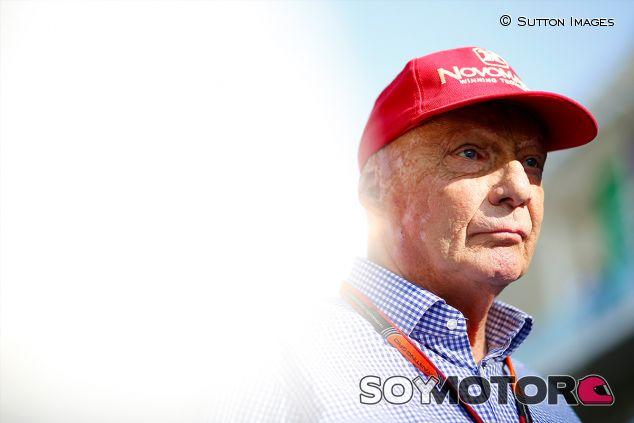 Niki Lauda en Yas Marina - SoyMotor.com