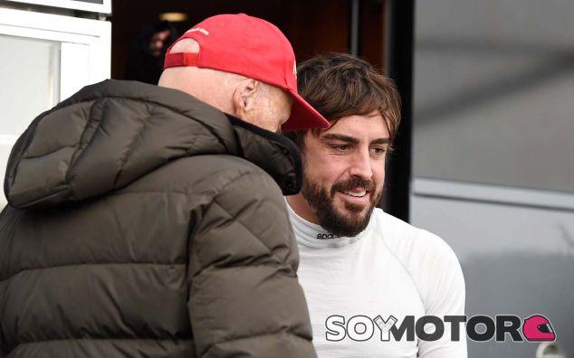 """Lauda insiste: """"Alonso no puede venir a Mercedes"""" - SoyMotor.com"""